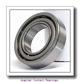 55 mm x 100 mm x 21 mm  Timken 7211WN Angular Contact Bearings