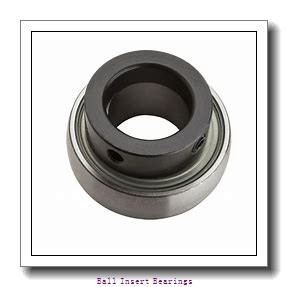 53,975 mm x 100 mm x 55,56 mm  Timken G1202KRRB Ball Insert Bearings