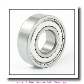 Timken 122WD2NBR Radial & Deep Groove Ball Bearings