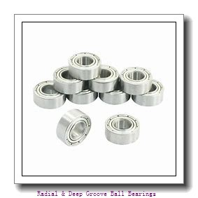 30 mm x 62 mm x 23,83 mm  Timken W206KLL Radial & Deep Groove Ball Bearings