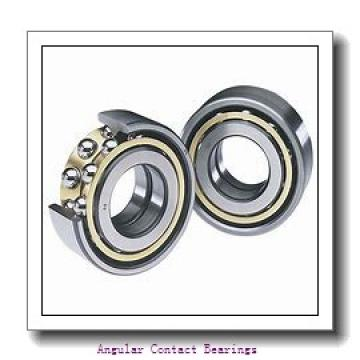 55 mm x 120 mm x 29 mm  Timken 7311WN Angular Contact Bearings