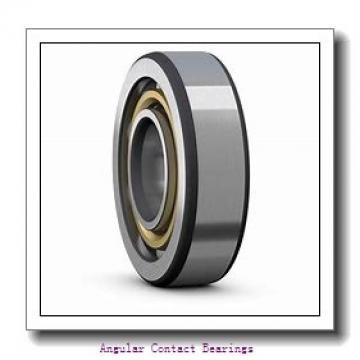 50 mm x 110 mm x 27 mm  Timken 7310WN Angular Contact Bearings