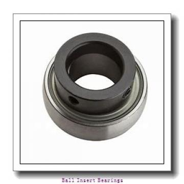 25,4 mm x 52 mm x 34,92 mm  Timken 1100KL Ball Insert Bearings