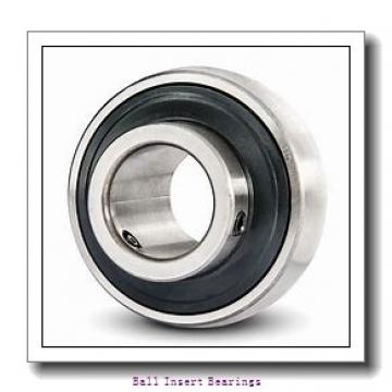 28,575 mm x 72 mm x 36,51 mm  Timken SMN102K Ball Insert Bearings