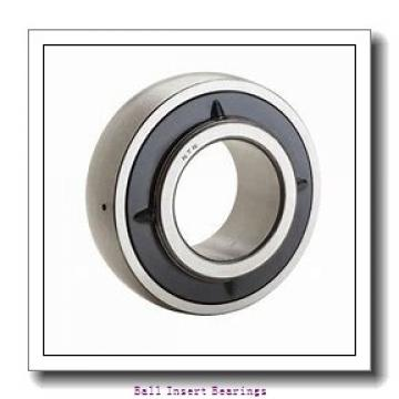 30,1625 mm x 62 mm x 36,51 mm  Timken 1103KRRB Ball Insert Bearings