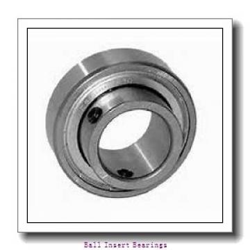 28,575 mm x 62 mm x 32,5 mm  Timken GYA102RRB Ball Insert Bearings