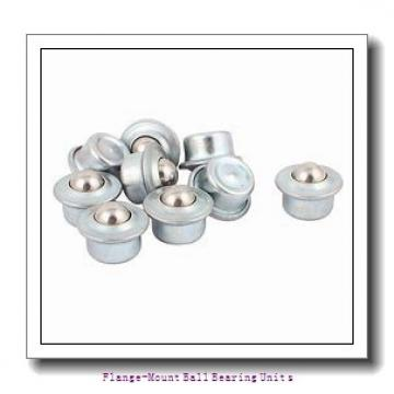Timken RCJC2 3/16 Flange-Mount Ball Bearing Units