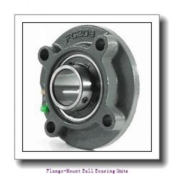 Timken GVFD1 1/4 Flange-Mount Ball Bearing Units