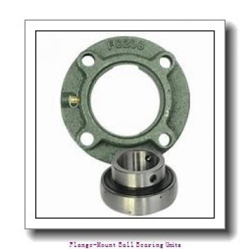 Timken TCJT1 3/4 Flange-Mount Ball Bearing Units