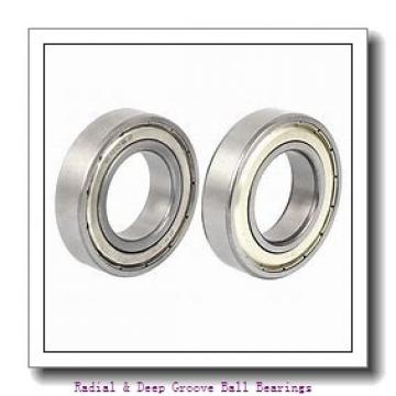 30 mm x 62 mm x 24 mm  Timken 206KTT Radial & Deep Groove Ball Bearings