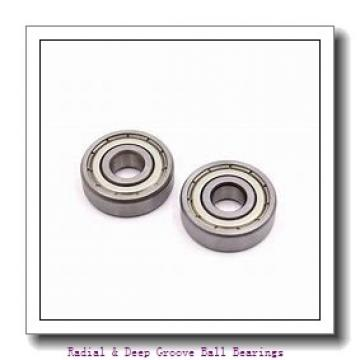 25 mm x 47 mm x 12 mm  Timken 9105K Radial & Deep Groove Ball Bearings