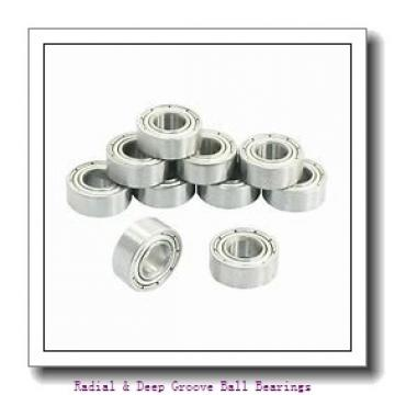 20 mm x 47 mm x 15,24 mm  Timken 204KTD Radial & Deep Groove Ball Bearings