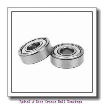 36,65 mm x 72 mm x 25 mm  Timken 207KRRB17 Radial & Deep Groove Ball Bearings
